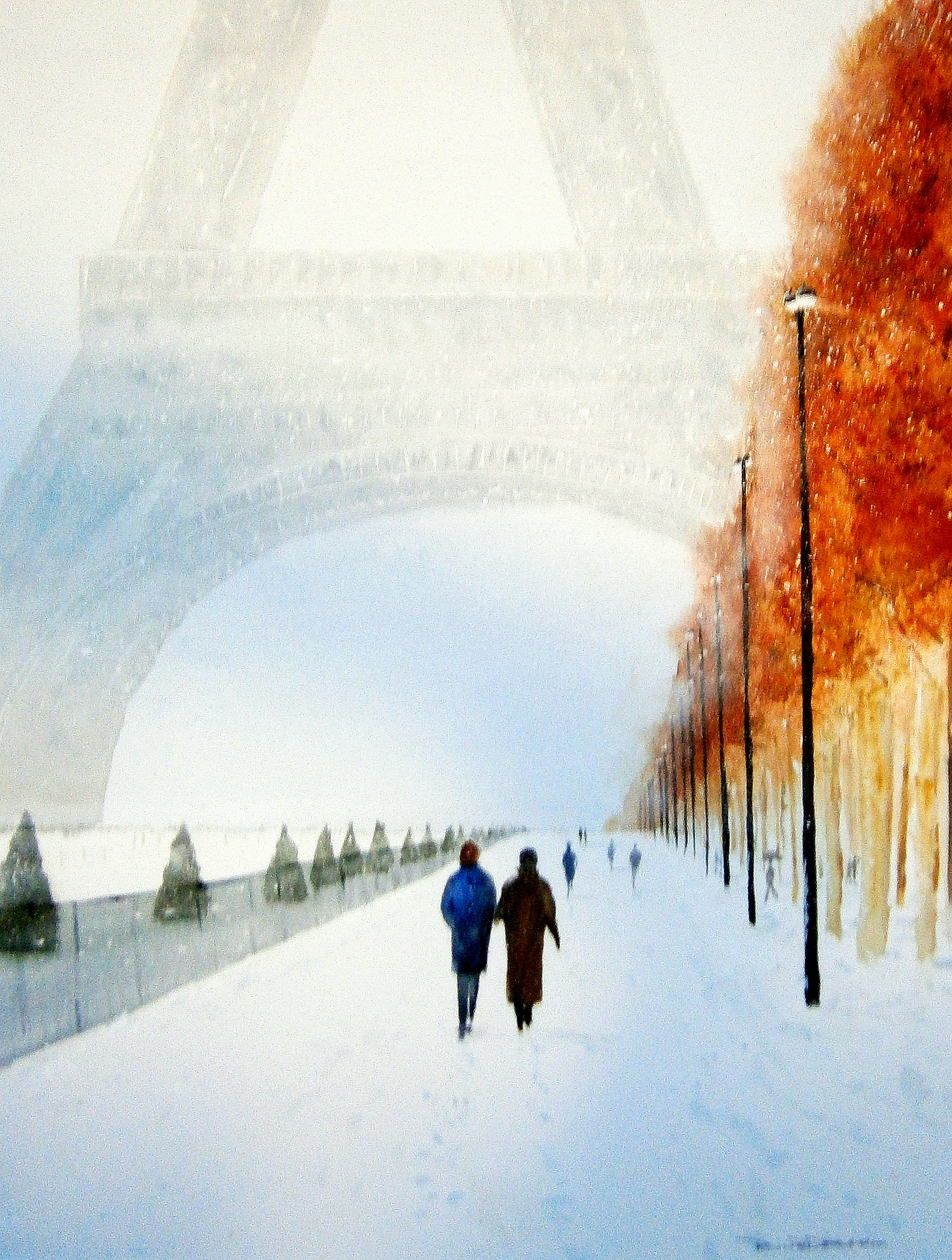 Winter in Paris #2